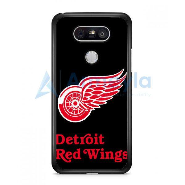 Detroit Red Wings Drw Nhl Team Logo LG G5 Case | armeyla.com