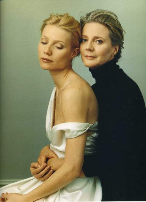 mother & daughter. I ADORE this photograph!