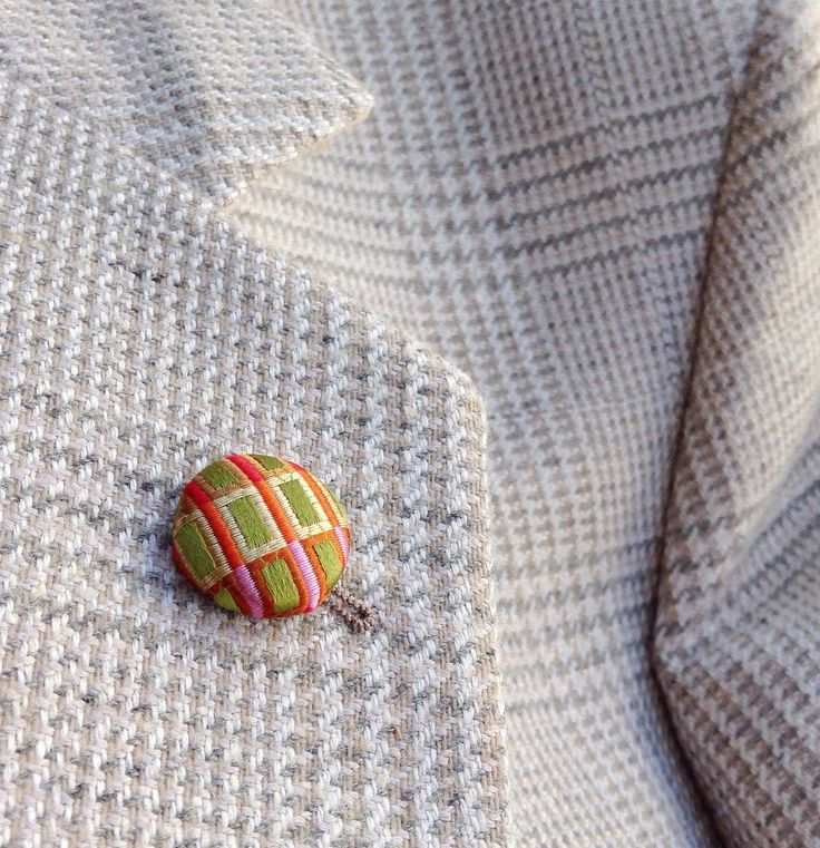 Mens Lapel Pin Button Lapel Pin Silk Lapel Button Custom Lapel Pins Men Green Boutonniere Dad Gift For Him Groomsman Fathers Day by exquisitelapel on Etsy https://www.etsy.com/listing/258578930/mens-lapel-pin-button-lapel-pin-silk