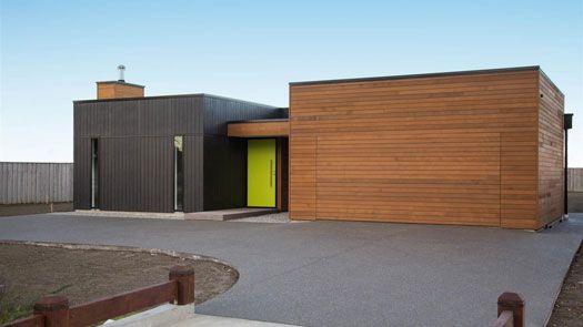 Dwell Homes mod 3 - NZ Wood