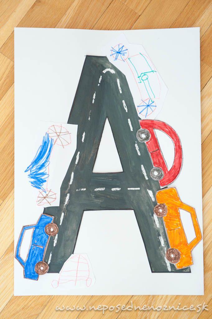 abeceda | Neposedné nožnice