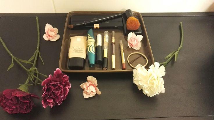 Makeup storage methods