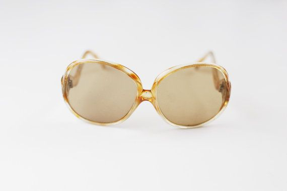 Parisian 1970s sunglasses by LoveCharles on Etsy, $25.00