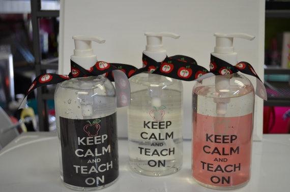 Keep Calm and Teach On Hand Sanitizer - teacher gift $6.00Teacher Gifts, Gift 6 00, Teachers Gift, Diy Teaching, Hands Sanitizer, Gift Ideas, Diy Gift, Teaching Ideas, Keep Calm
