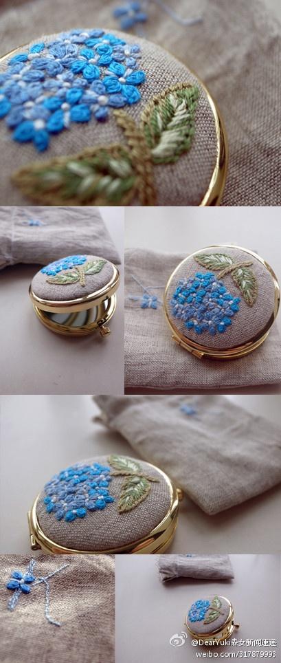 stitched jewelry