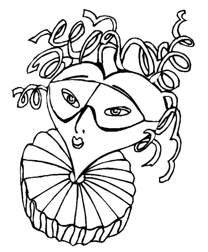 Berühmt Mardi Gras Malvorlagen Ideen - Ideen färben - blsbooks.com