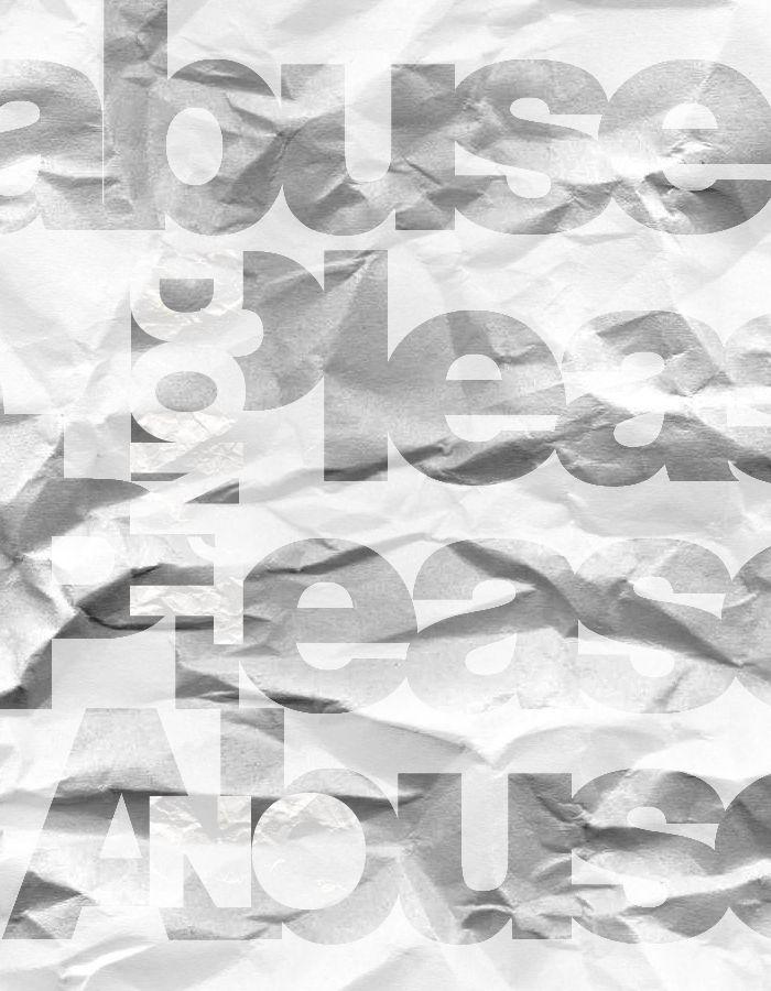 Product MIRI KIM typography Abuse. Pleses No Abuse. 학대는 마음의 흙에 미움의 씨를 뿌린다. 한국IT KoreaIT Web Design Class 1A 김미리 typography / Design / graphic Design