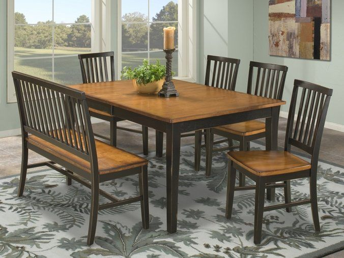 Intercon Arlington Dining Set At DAWS Home Furnishings In El Paso TX Room Furniture
