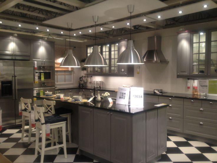 Ikea kitchen.. Love!
