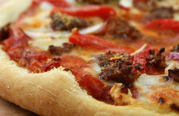 Originál Talianska pizza z vidieka - Báječné recepty