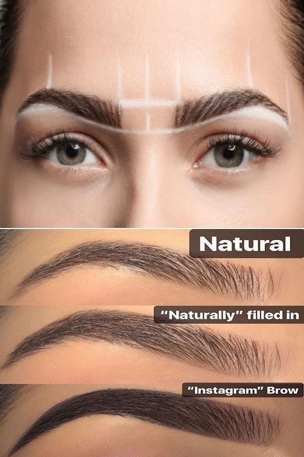 Eyebrow Color   Waxed Thread   How To Properly Do Your ...