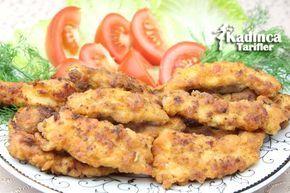 Soslu Çıtır Tavuk Tarifi | Kadınca Tarifler | Kolay ve Nefis Yemek Tarifleri Sitesi - Oktay Usta