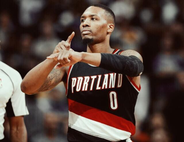 When ESPN BPI says you have a 1% chance of winning against GSW.  It's time for Dame Dolla to prove them wrong.  -BlueJay