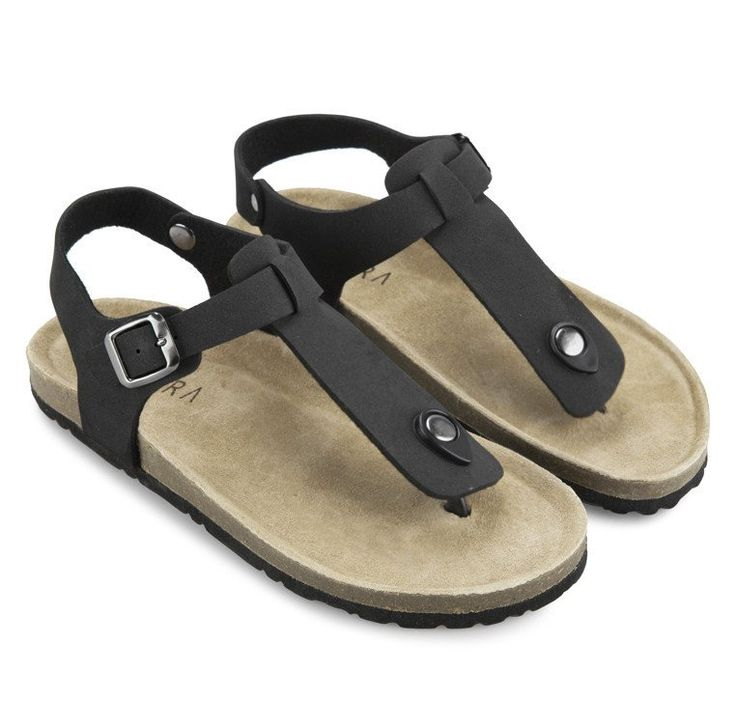 T-strap sandal by EZRA by Zalora. Strap sandals with black color strap, mousse eva upper, black color, detail buckle, mousse eva outsole, perfect for beach or sunny day and suitable for your casual look, if you're looking for strap sandals this one my suit your taste. http://www.zocko.com/z/JEp1w