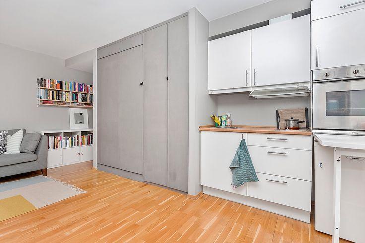 Trenger du hjelp å bygge en hems eller et loft i din leiligehet? Ett Rom Til er basert i Oslo og er spesialister på compact living og små leiligheter