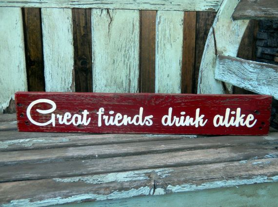 Man Cave Rustic Signs : Best more pallet wood signs images color