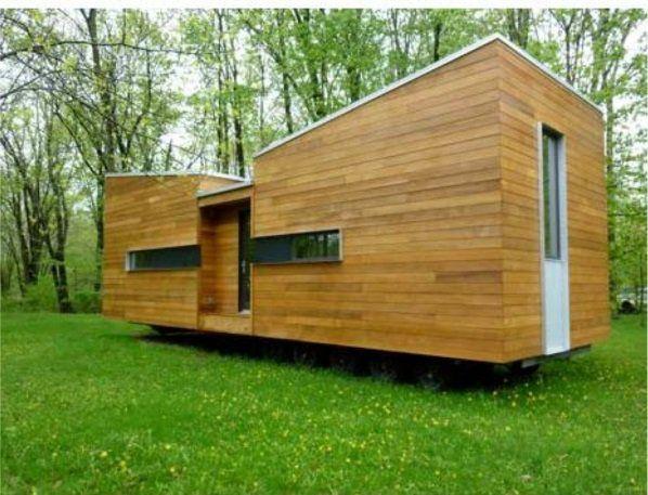 Stunning Man sollte wichtige Entscheidungen im Leben treffen wenn man in einem Minihaus wohnen will