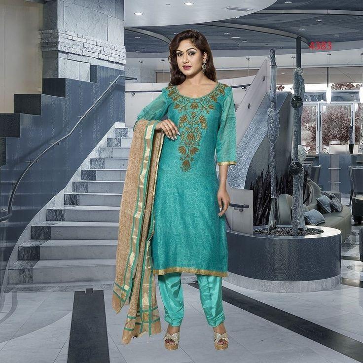 chanderi suits online shopping On Smrtdeals4u.com #Suit  #Women #Fashion #WomensFashion #Womenswear #LiveWallpaper #Style #Stylish #Womenstyle #Suits For Buy :- www.Smartdeals4u.com