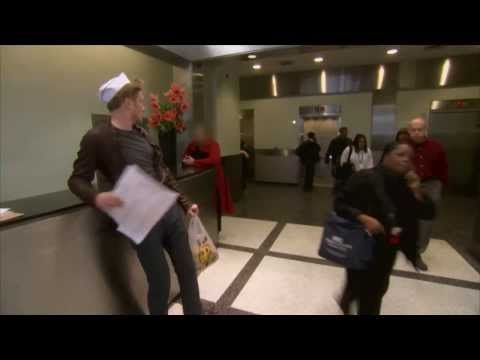 Conan Delivers Chinese Food in NYC - YouTube
