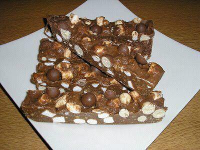 Deadly Malteser Tray Bake