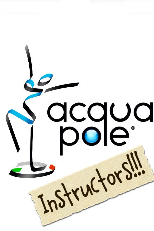 Do you want become an Acquapole instructor???