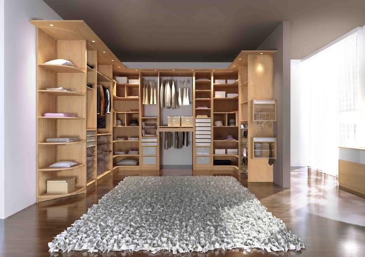 am nagement mod le espace d cor ch ne naturel. Black Bedroom Furniture Sets. Home Design Ideas