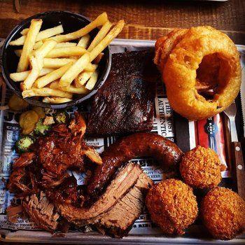 Red's True Barbecue Shoreditch