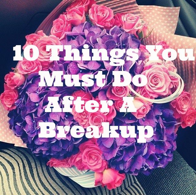 No matter how it goes down, breakups are no joke. We spoke with relationship therapist Rachel A. Sussman, author of The Breakup Bible, for her tips on how regular girls can survive a split like an A-lister.