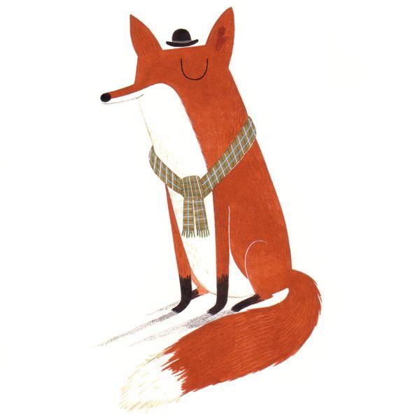 Mr Fox by Christine Pym