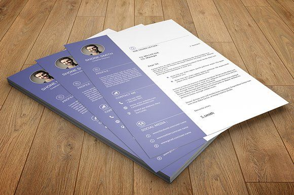 1000+ Ideas About Cover Letter Design On Pinterest