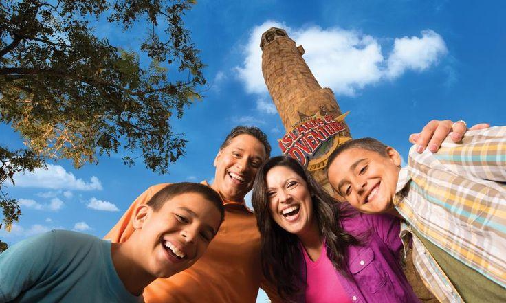Islands of Adventure | Universal Orlando Discount Tickets | Undercover Tourist