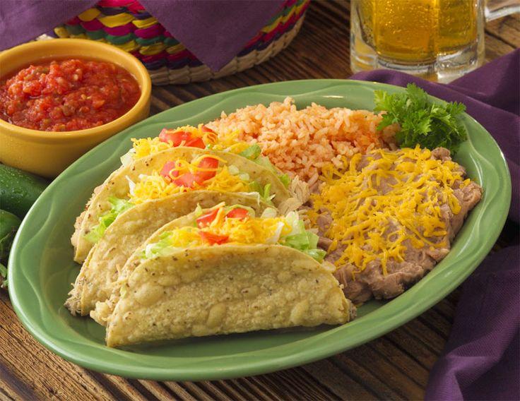 La Posta Mexican Food Menu