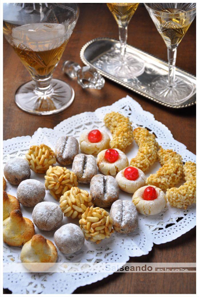 Salseando en la cocina: Panellets y Castanyada, tradición y costumbres. dos…
