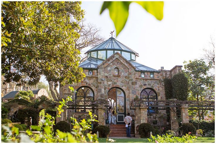 Wedding Chapel at Shepstone Gardens in Johannesburg