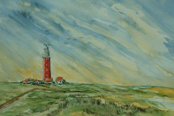 Island Texel - WetCanvas