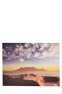 TABLE MOUNTAIN 90X120CM WALL ART