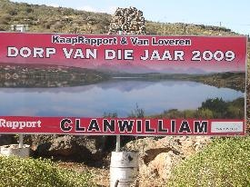Clanwilliam Town of the Year 2009