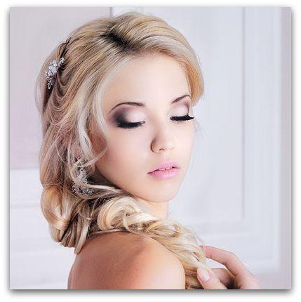 Makijaz ślubny Dla Blondynek Szukaj W Google Wedding Make Up