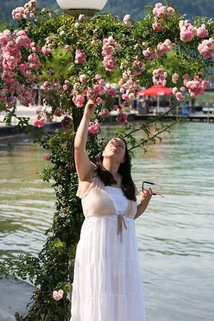 Maya-Honey Lampwork: Summer memories - Austria