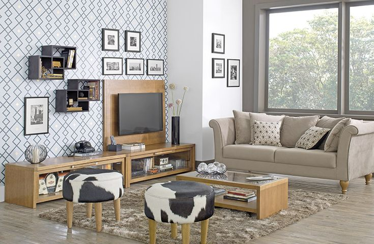 1000 ideias sobre racks vintage para tv no pinterest for Sala de estar vintage