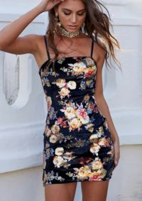 Mia Dress Wild Billy online fashion boutique! Free shipping and nothing over $50!