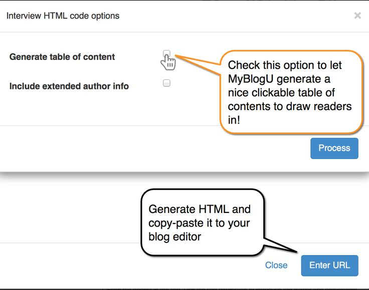 how to make pdf table of contents clickable