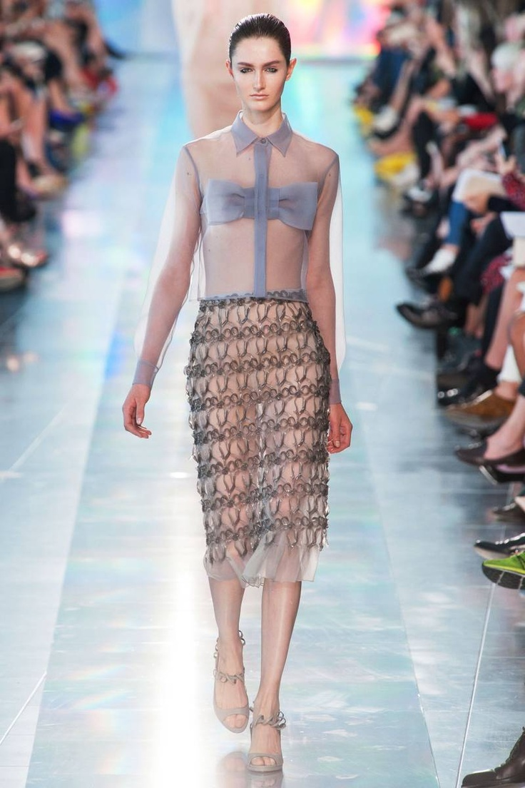 Christopher Kane - SS 2013 RTW - London #fashion