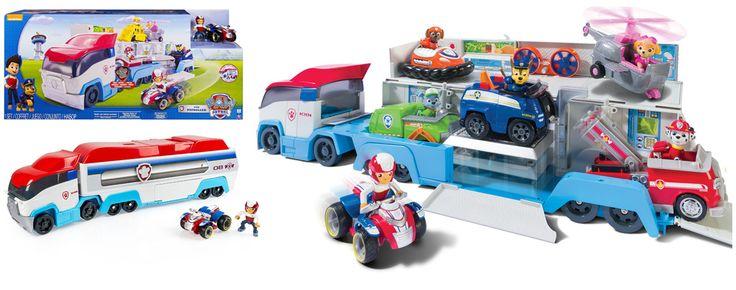 1000 id es propos de juguetes de paw patrol sur pinterest le troisi me anniversaire des. Black Bedroom Furniture Sets. Home Design Ideas