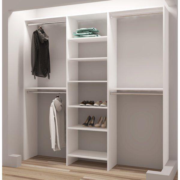 12 Sencillo closets de madera