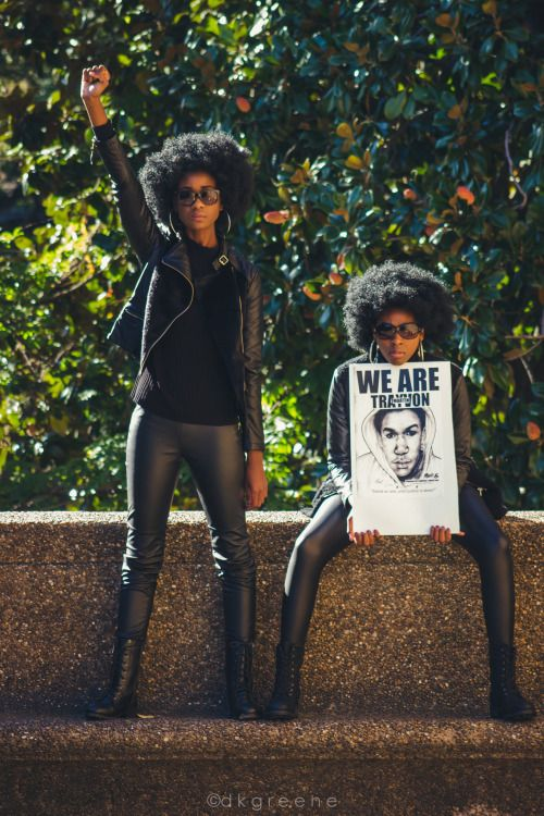 Black Panther Party Halloween Costume