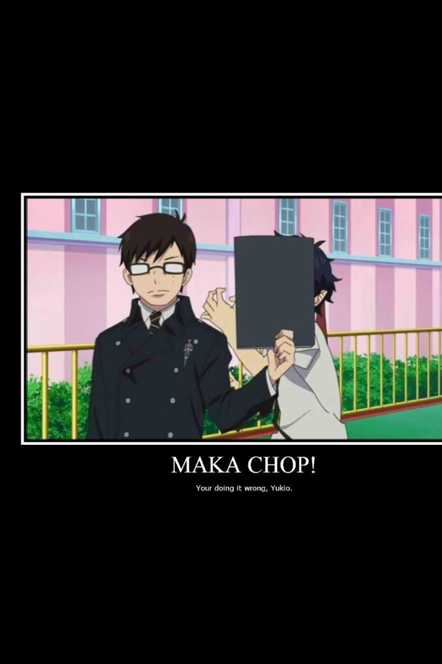 Two of my favorite anime crossed over in one meme? Yes please...