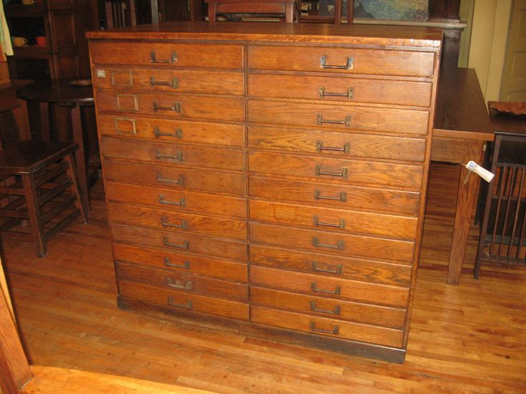 3978 best drawers images on pinterest drawers apothecary antique oak flat file chest 24 drawers architect artist map cabinet photography malvernweather Image collections