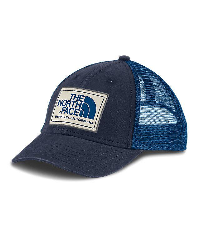 2c86ebe0804bb Youth mudder trucker hat