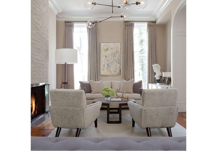 47 best the elegant abode images on pinterest master for Elegant neutral living rooms